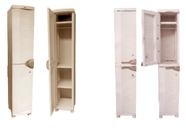 Armário Vestiário Simples em PVC - Vários Modelos com 10% DESCONTO ... 0948cbe0ef0