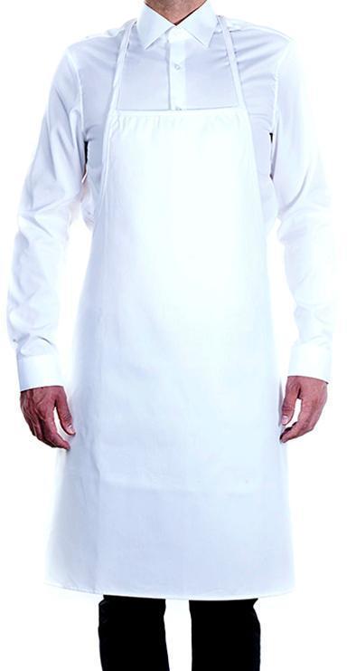 Avental Branco em Polialgodão Roll Drap - Dim. 75x90cm - IDEIAPACK COMPRAS  ONLINE PROFISSIONAL ccd3710d5c8