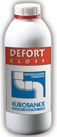 Desentupidor enérgico - Defort closs