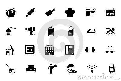 hotel-restaurant-vector-icons-attention-please-get-ready-holidays-stay-hotels-enjoy-your-meal-here-icon-pack-69511982